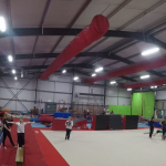 School Games Key Steps Gymnastics!