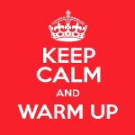 Warm Up Games Twilight CPD