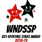 KS1 Sporting Stars 18-19 LAUNCHED!