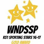 KS1 Sporting Stars 16-17 LAUNCHED!