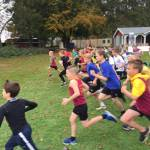 School Games Cross Country Competition