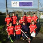 County Partnership Games Hockey