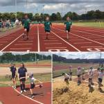 Fun in the Sun for KS1 QuadKids Athletics!