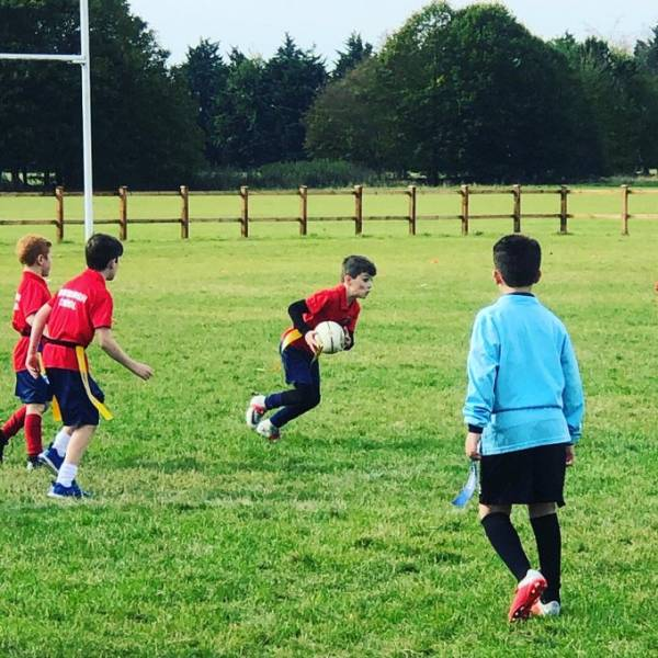 KS2 Tag Rugby Festival and Competition