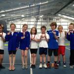 North Elmham win SSP Mini Tennis