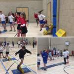 Yr7 Sportshall Athletics Jumps Into Action!