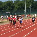 Secondary School Partnership Athletics