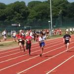 Secondary School Partnership Athletics