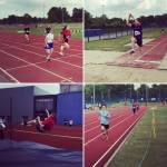 Secondary School Games Athletics Event