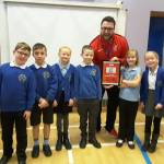School Games Mark & Sporting Stars Awards!