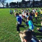 Key Stage 1 Cross Country Competition