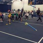 Key Stage 1 Sportshall Athletics!
