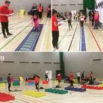 School Games Sportshall Athletics Competition