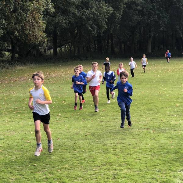 Cross country key stage 2